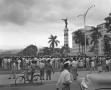 Horas antes de la represión el 28 de febrero